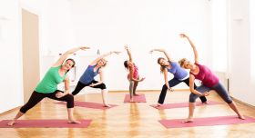 6 Monate Yoga unlimited