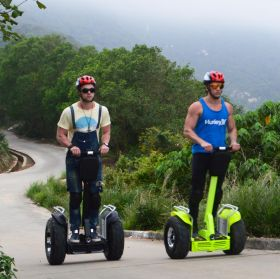 Offroad E - Scooter Tour