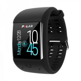 Polar M600 Smartwatch Black inkl. USB-La