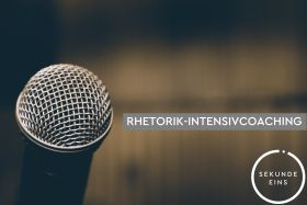 Rhetorik-Intensivcoaching