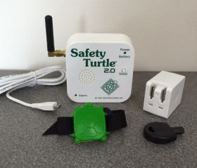 Kindersicherheitssystem Safety Turtle™