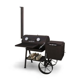 "BBQ Smoker Smoke-it 16"" Entry"