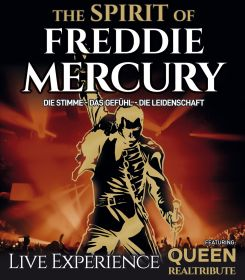 2Tix PK1 Spirit of Freddie Mercury Wien