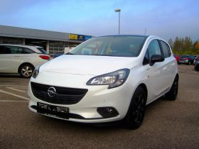 Opel Corsa Black & Color