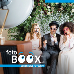 luxuryBOOX  die edle Vintage Fotobox