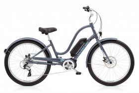 ELECTRA Townie Go! 8D Cosmic Grey