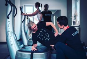 Power Plate       City Fit Rohrbach-Berg