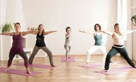 GOLD Membership im Yoga-Studio