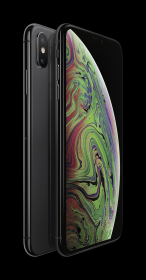 iPhone XS MAX space grau 64GB