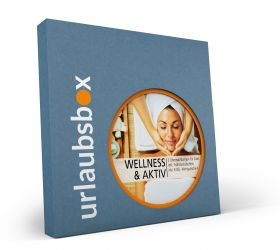 "Urlaubsbox ""Wellness & Aktiv"""