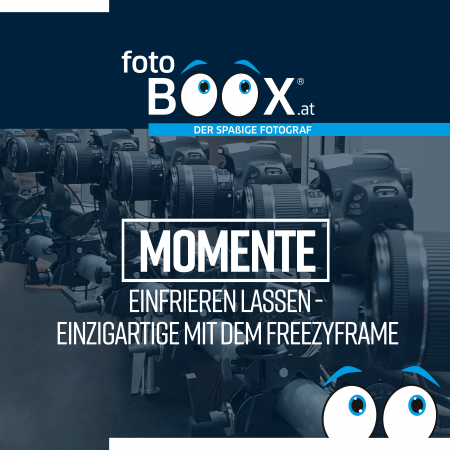 fotoBOOX freezzFRAME XL die 3D Fotobox
