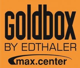 Goldbox by Edthalter max.center Wels
